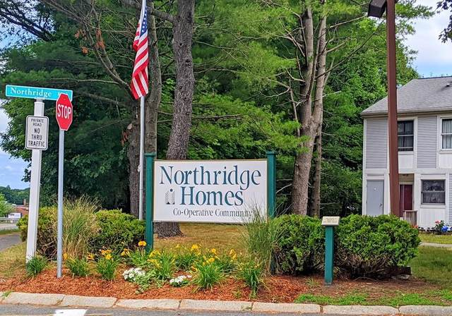 16 Northridge Road #16, Beverly, MA 01915 (MLS #72683124) :: EXIT Realty
