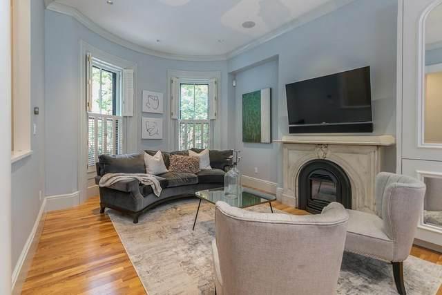 116 Pembroke Street, Boston, MA 02118 (MLS #72684085) :: Charlesgate Realty Group