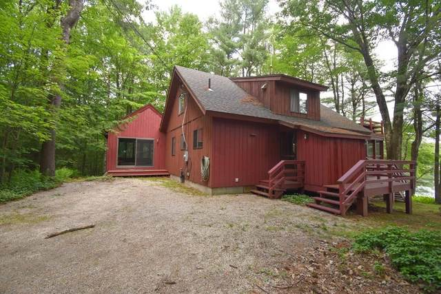 188 Telephone Rd, Otis, MA 01253 (MLS #72685902) :: Exit Realty