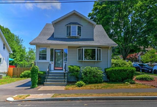 44 Exeter St, Quincy, MA 02170 (MLS #72686241) :: revolv