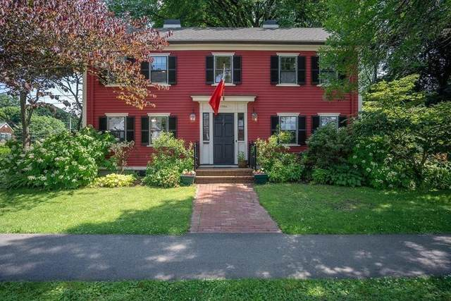 1984 Massachusetts Ave, Lexington, MA 02421 (MLS #72687005) :: Parrott Realty Group