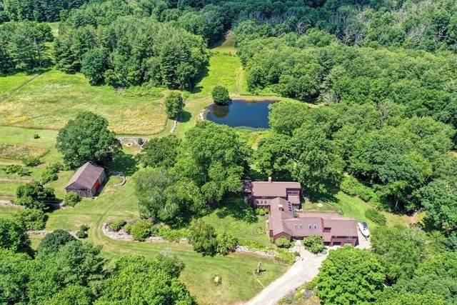 74 Lennys Lane, Hampton, CT 06247 (MLS #72687155) :: Spectrum Real Estate Consultants
