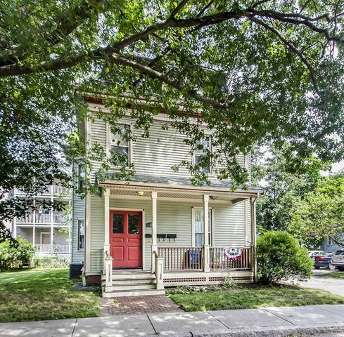 12 Channing St #2, Newton, MA 02458 (MLS #72688449) :: Berkshire Hathaway HomeServices Warren Residential