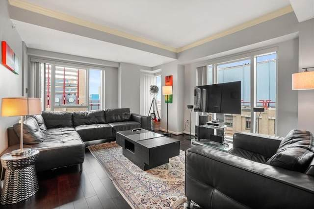 1 Nassau Street #1301, Boston, MA 02111 (MLS #72688546) :: Maloney Properties Real Estate Brokerage