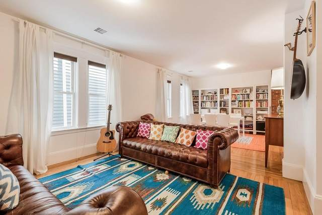 158 Hampshire Street #1, Cambridge, MA 02139 (MLS #72688791) :: Zack Harwood Real Estate | Berkshire Hathaway HomeServices Warren Residential
