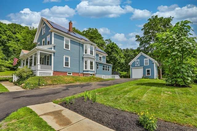 61 Orchard St, Amesbury, MA 01913 (MLS #72689421) :: Exit Realty