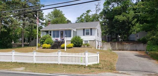 985 Shore Road, Bourne, MA 02559 (MLS #72690296) :: Berkshire Hathaway HomeServices Warren Residential