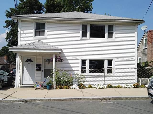 83-85 Brayton Road, Boston, MA 02135 (MLS #72690302) :: EXIT Cape Realty