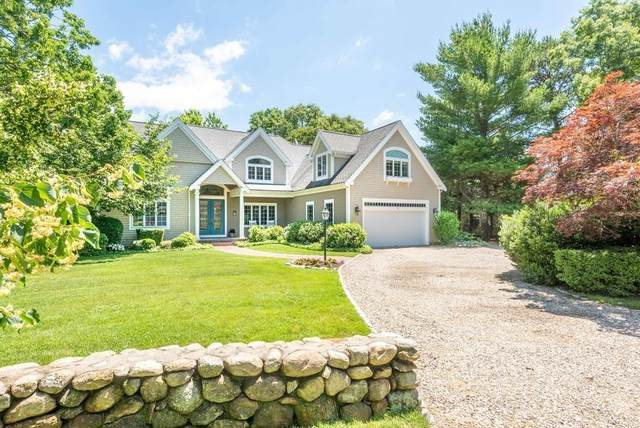 71 The Heights, Mashpee, MA 02649 (MLS #72691375) :: Berkshire Hathaway HomeServices Warren Residential