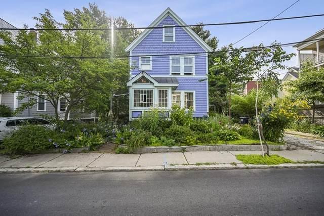 12 Newman St, Cambridge, MA 02140 (MLS #72692789) :: Berkshire Hathaway HomeServices Warren Residential