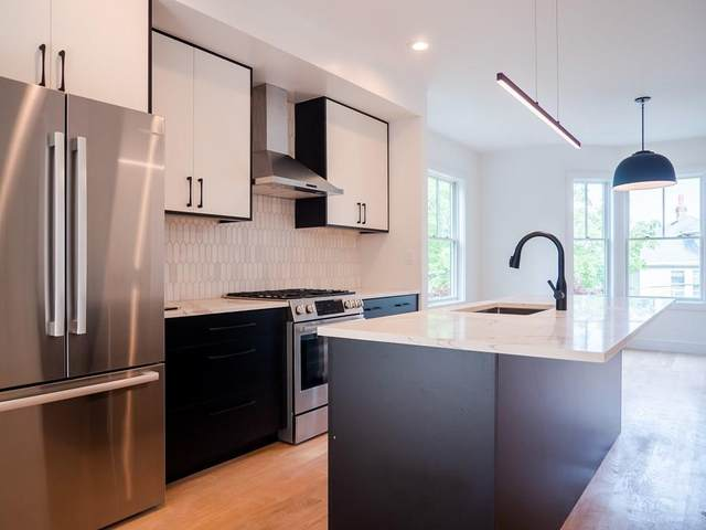 138 Brown Ave #1, Boston, MA 02131 (MLS #72694927) :: Berkshire Hathaway HomeServices Warren Residential