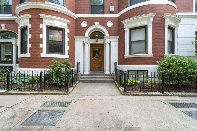 108 Gainsborough St 303W, Boston, MA 02115 (MLS #72695434) :: Berkshire Hathaway HomeServices Warren Residential