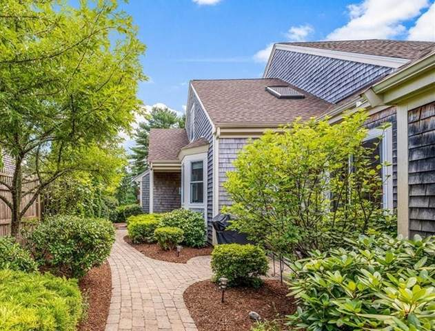 8 Hidden Cove #8, Plymouth, MA 02360 (MLS #72696417) :: EXIT Cape Realty