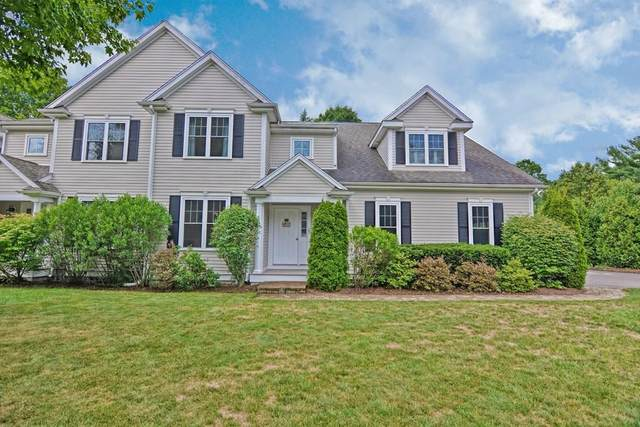 25 Pleasant St, Medfield, MA 02052 (MLS #72697198) :: Trust Realty One