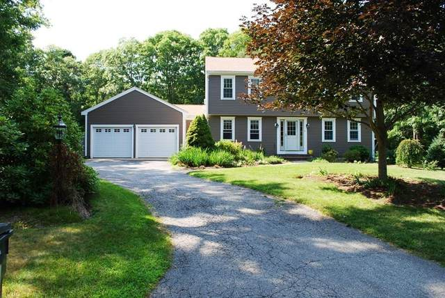 8 Bunker Cir, Sandwich, MA 02563 (MLS #72698390) :: DNA Realty Group