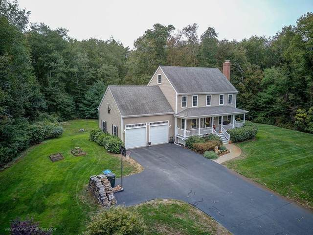 126 Pleasant St, Rehoboth, MA 02769 (MLS #72698404) :: The Duffy Home Selling Team