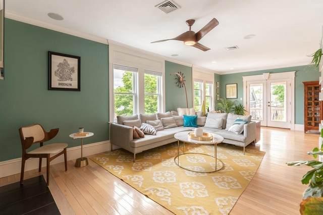 9 Moulton Road #9, Arlington, MA 02476 (MLS #72699371) :: Berkshire Hathaway HomeServices Warren Residential