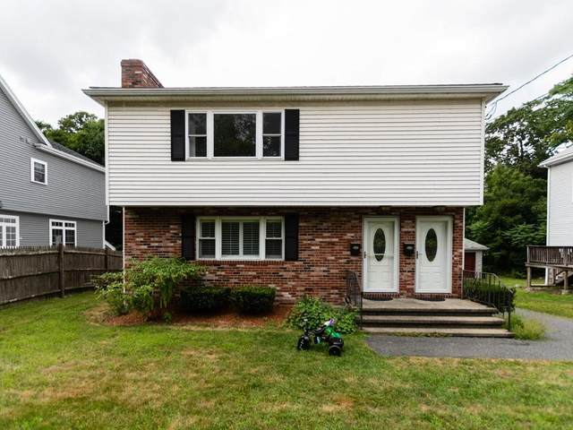 63 Charles St (Aub) #63, Newton, MA 02466 (MLS #72700573) :: The Gillach Group