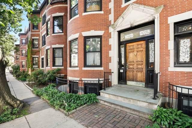 12 Keswick St #3, Boston, MA 02215 (MLS #72700968) :: Berkshire Hathaway HomeServices Warren Residential
