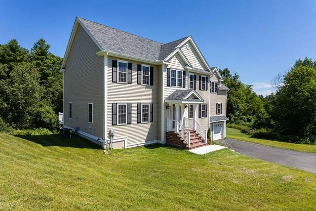 285 Putnam Hill Rd, Sutton, MA 01590 (MLS #72700972) :: Cosmopolitan Real Estate Inc.