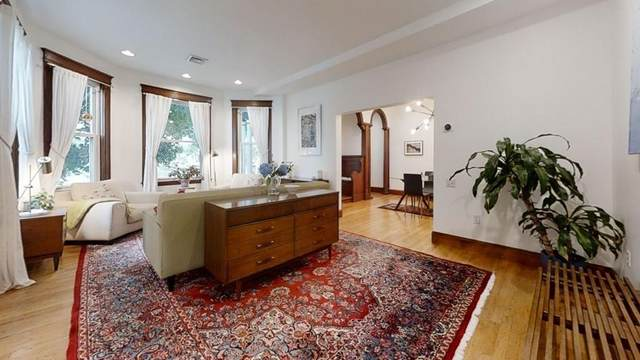 931 South Street #1, Boston, MA 02131 (MLS #72701009) :: Berkshire Hathaway HomeServices Warren Residential