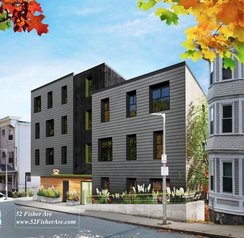 52 Fisher Ave #4, Boston, MA 02120 (MLS #72702120) :: The Seyboth Team