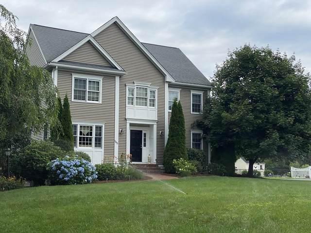 190 Grange Park, Bridgewater, MA 02324 (MLS #72702421) :: The Duffy Home Selling Team