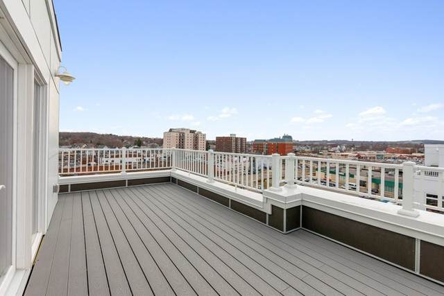 2 Cliveden Street 603E, Quincy, MA 02169 (MLS #72703427) :: The Gillach Group
