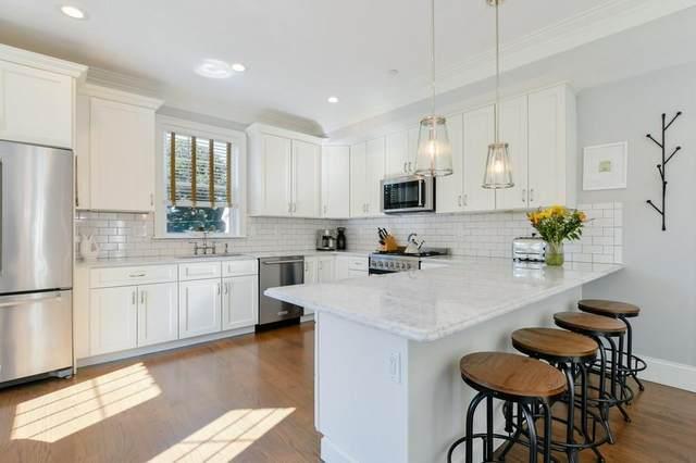 15 Sparhawk St #2, Boston, MA 02135 (MLS #72703818) :: Berkshire Hathaway HomeServices Warren Residential