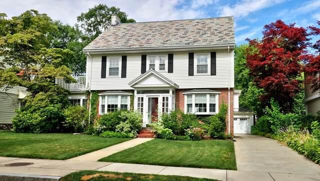 39 Priscilla Road, Newton, MA 02467 (MLS #72703825) :: Berkshire Hathaway HomeServices Warren Residential