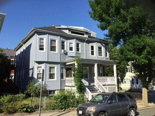 40 College Hill Road, Somerville, MA 02144 (MLS #72704825) :: EXIT Cape Realty