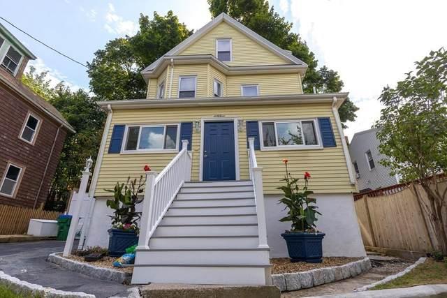 63 E Albion St, Medford, MA 02155 (MLS #72705978) :: Cosmopolitan Real Estate Inc.