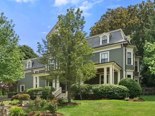 302 Mount Vernon Street, Newton, MA 02465 (MLS #72706206) :: Conway Cityside
