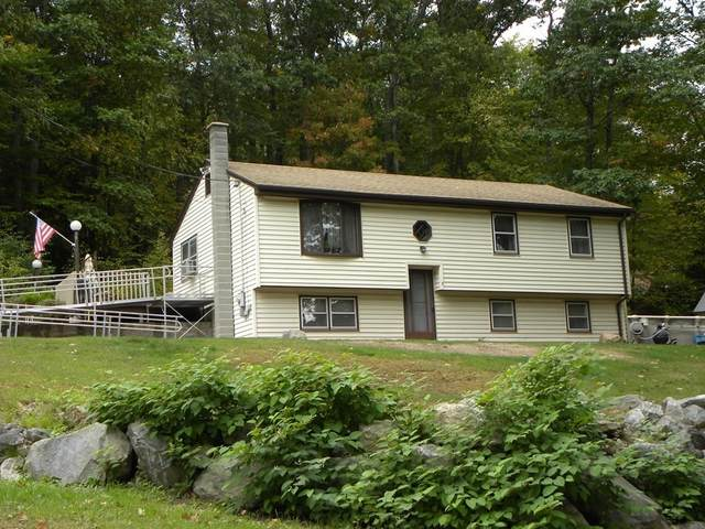2 Laurelwood Dr, Oxford, MA 01537 (MLS #72706457) :: EXIT Cape Realty
