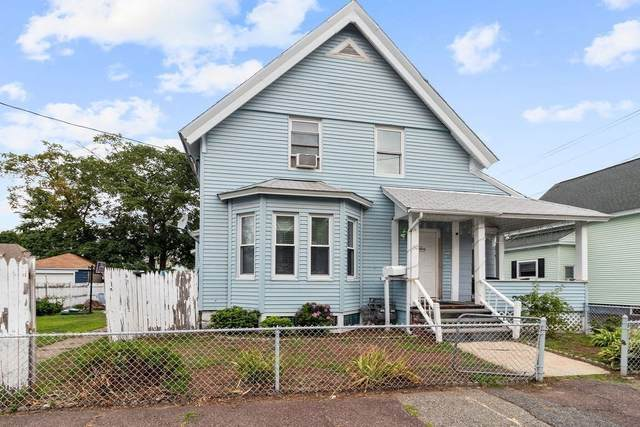 20 Dorchester St, Lawrence, MA 01843 (MLS #72706760) :: The Seyboth Team