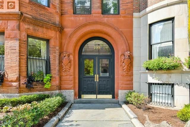 199 Marlborough Street #302, Boston, MA 02116 (MLS #72707629) :: Charlesgate Realty Group