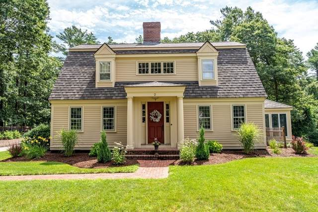 2 Lund Ter, Duxbury, MA 02332 (MLS #72707932) :: Anytime Realty