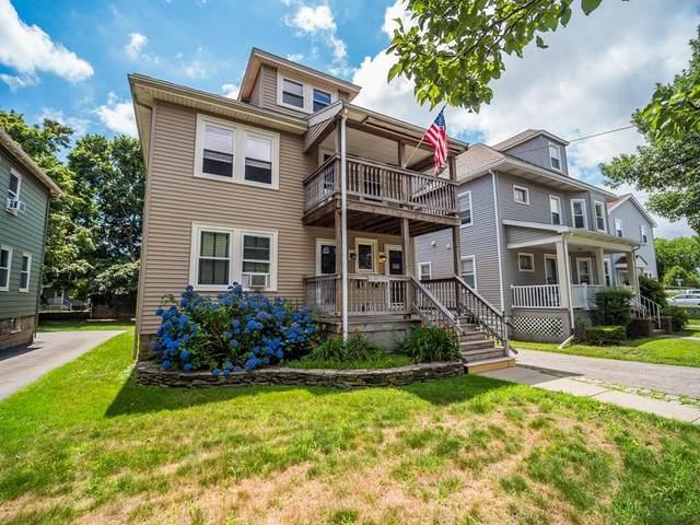770 Belmont St #770, Watertown, MA 02472 (MLS #72708001) :: Berkshire Hathaway HomeServices Warren Residential