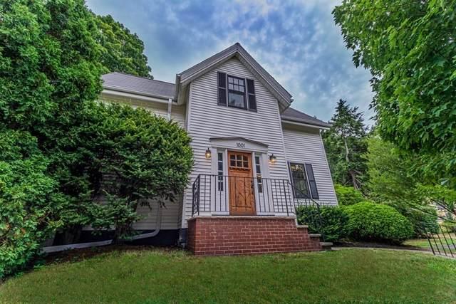 1001 Centre Street, Boston, MA 02130 (MLS #72708076) :: Westcott Properties