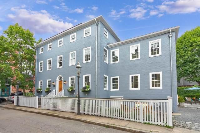21 Cordis St. Ave, Boston, MA 02129 (MLS #72708122) :: Charlesgate Realty Group