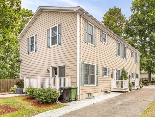 320 School St #320, Watertown, MA 02472 (MLS #72708174) :: Berkshire Hathaway HomeServices Warren Residential