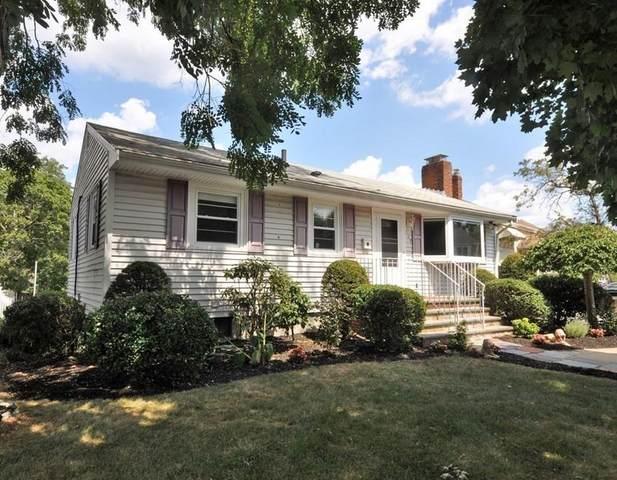 168 Dean Street, Belmont, MA 02478 (MLS #72708320) :: The Duffy Home Selling Team