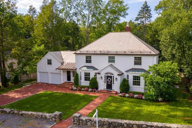 96 Country Club Lane, Belmont, MA 02478 (MLS #72708485) :: Re/Max Patriot Realty