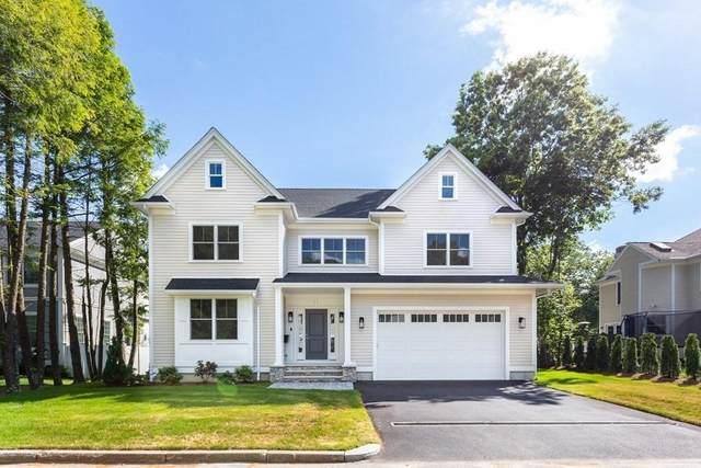 21 Shumaker Path, Newton, MA 02459 (MLS #72708585) :: Berkshire Hathaway HomeServices Warren Residential