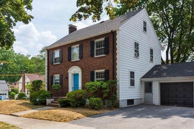 46 Asheville Rd, Brookline, MA 02467 (MLS #72708586) :: Berkshire Hathaway HomeServices Warren Residential