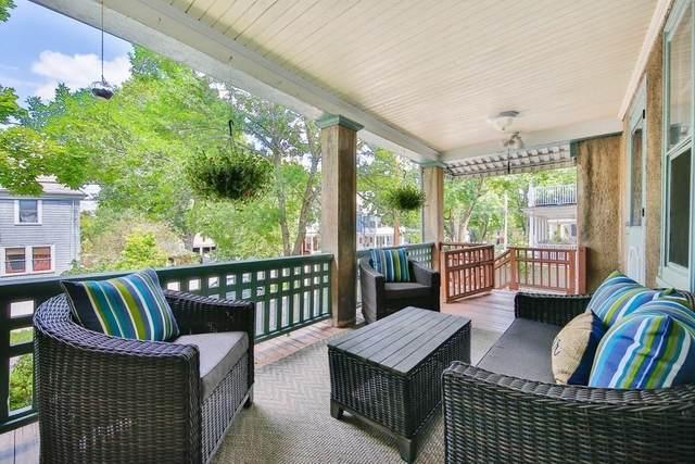 5 Plymouth Street #5, Arlington, MA 02476 (MLS #72708662) :: Berkshire Hathaway HomeServices Warren Residential