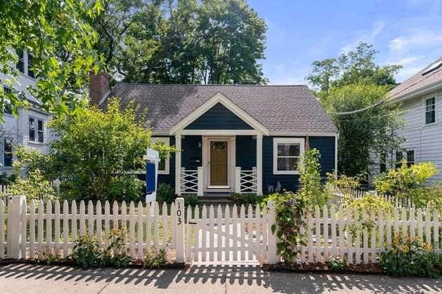 103 Spruce Street, Watertown, MA 02472 (MLS #72708735) :: Berkshire Hathaway HomeServices Warren Residential