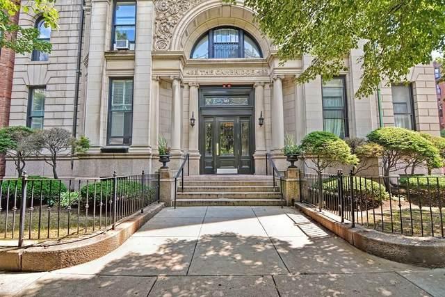 483 Beacon St #62, Boston, MA 02115 (MLS #72708797) :: Charlesgate Realty Group