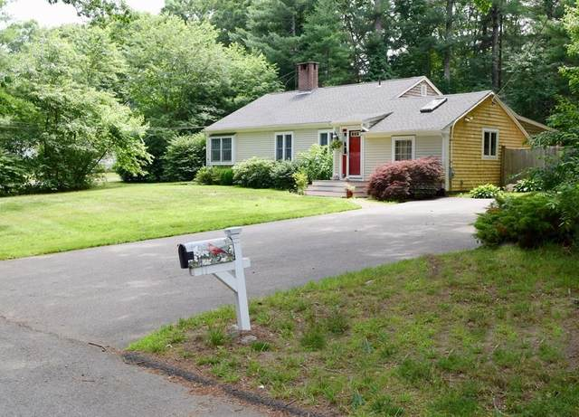 39 Brook Bend Rd, Hanover, MA 02339 (MLS #72708818) :: Trust Realty One