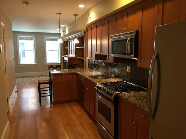 150 Salem St #2, Boston, MA 02113 (MLS #72708887) :: Charlesgate Realty Group